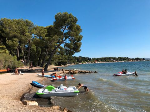 Camping Marina Plage - Camping Bouches-du-Rhone - Image N°20