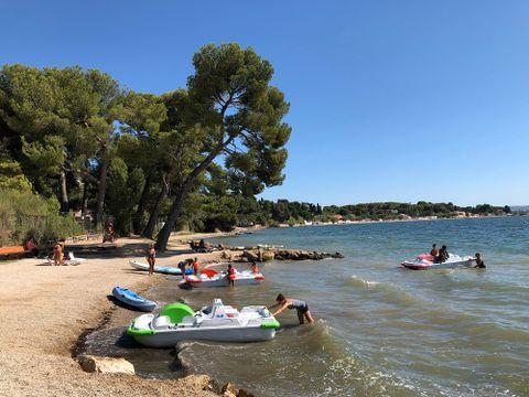 Camping Marina Plage - Camping Bouches-du-Rhone - Image N°17
