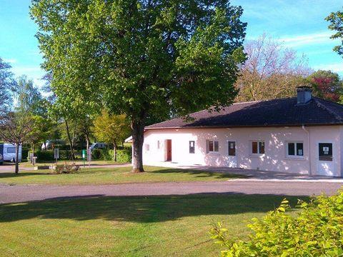 Camping de Vittel - Camping Vosges