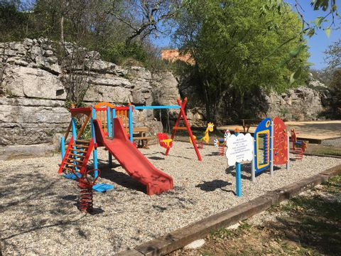 Camping Les Chênes verts  - Camping Ardeche - Image N°24