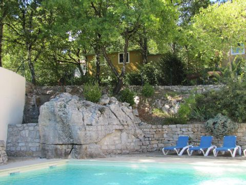 Camping Les Chênes verts  - Camping Ardeche - Image N°2