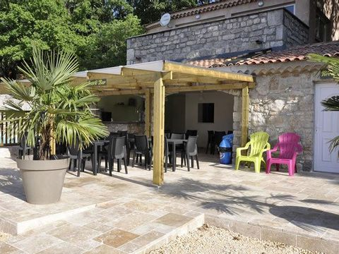 Camping Les Chênes verts  - Camping Ardeche - Image N°21