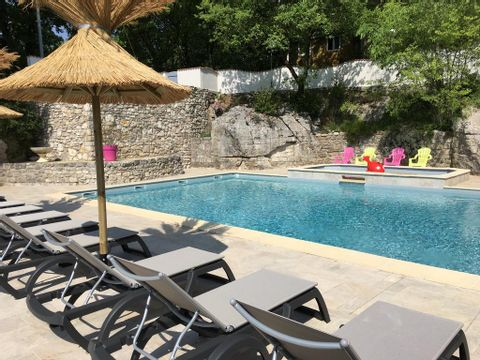 Camping Les Chênes verts  - Camping Ardeche - Image N°12
