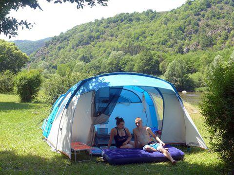 Domaine du Pra de Mars - Camping Haute-Loire - Image N°10