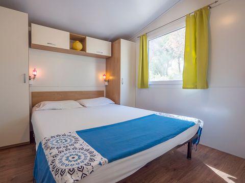 MOBILHOME 6 personnes - MODA climatisé, 3 chambres  (M63C)