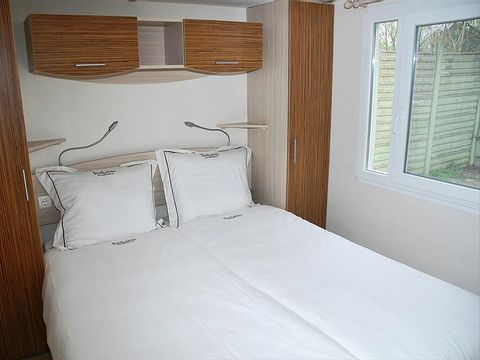 MOBILHOME 5 personnes - SUNLODGE REDWOOD