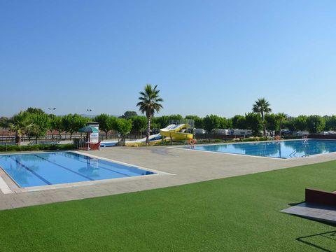 Barcelona  Camping Resort Els Pins - Camping Barcelona - Afbeelding N°4
