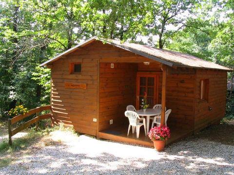CHALET 6 personnes - Cabane de Trappeur, 2 chambres