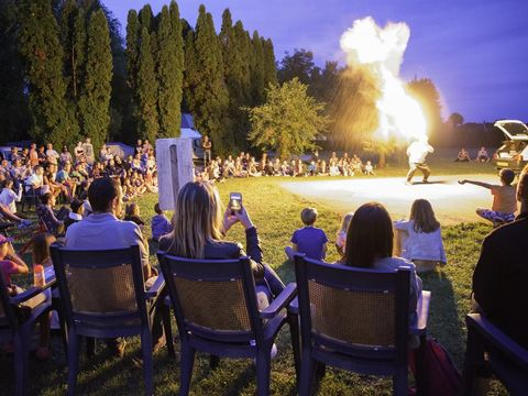 Camping Le Val d'Amour - Camping Jura - Image N°8