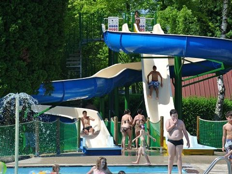 Camping Le Val d'Amour - Camping Jura - Image N°2