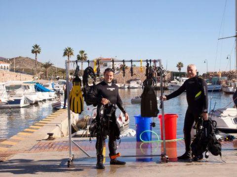 Camping Cuevas Mar - Camping Almería - Image N°20