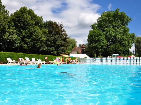Camping La Bourgnatelle - Camping Lot - Image N°2