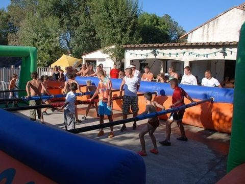 Camping Parc Bellevue - Camping Alpes-Maritimes - Image N°6