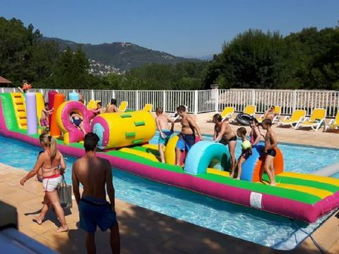 Camping Parc Bellevue - Camping Alpes-Maritimes - Image N°2