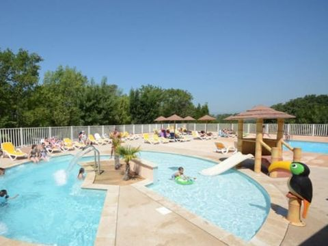 Camping Parc Bellevue - Camping Alpes-Maritimes