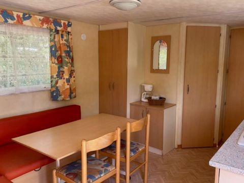 MOBILHOME 6 personnes - IRM titania, 2 chambres 4/6 pers
