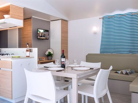 CHALET 4 personnes - Deluxe 2 chambres