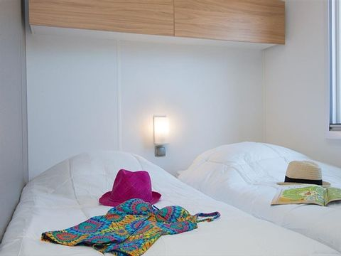 CHALET 6 personnes - Deluxe 3 chambres