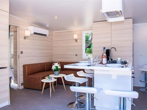 MOBILHOME 6 personnes - Cottage VIP 3 chambres
