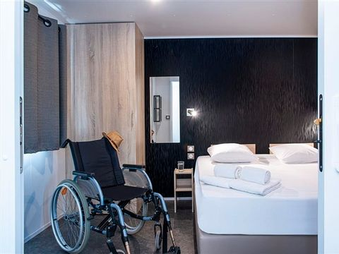 MOBILHOME 4 personnes - Cottage VIP PMR 2 chambres