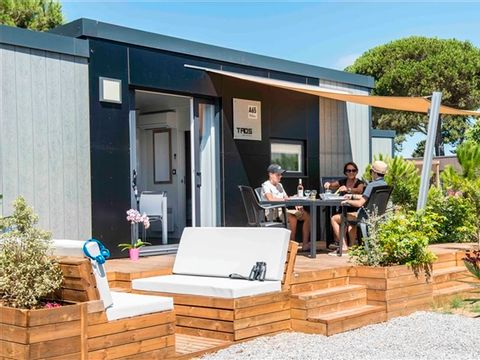 MOBILHOME 6 personnes - Cottage VIP PLUS 3 chambres
