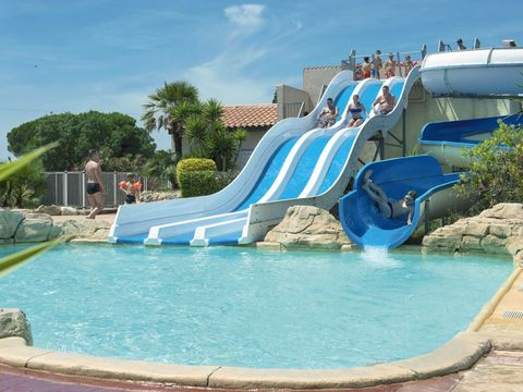 Camping Les Muriers - Camping Herault - Image N°2
