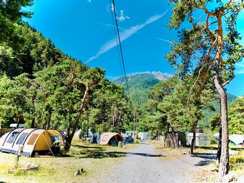 Camping River - Camping Alpes-de-Haute-Provence - Image N°7