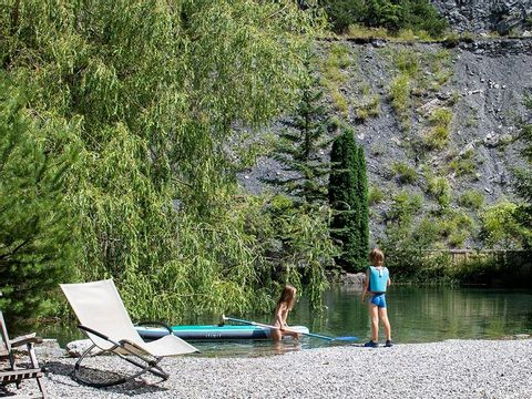 Camping River - Camping Alpes-de-Haute-Provence - Image N°12