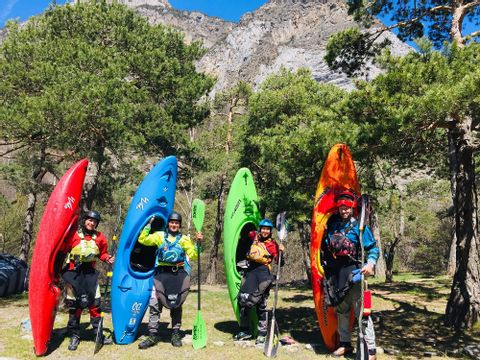 Camping River - Camping Alpes-de-Haute-Provence - Image N°4