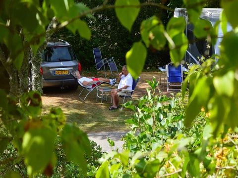 Camping Château de Lacomte - Camping Lot - Image N°6