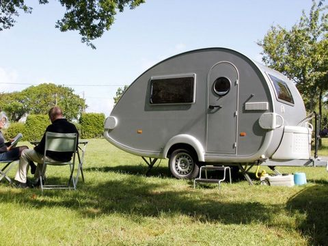 Camping La Ferme de Lann Hoëdic - Camping Morbihan - Image N°12