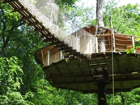 Camping Cabanes de la Belle - Camping Vienne - Image N°4