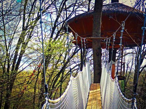 Camping Cabanes de la Belle - Camping Vienne - Image N°6