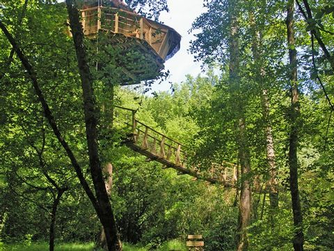 Camping Cabanes de la Belle - Camping Vienne - Image N°8