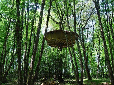 Camping Cabanes de la Belle - Camping Vienne - Image N°7