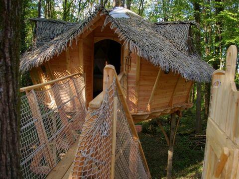 Camping Cabanes de la Belle - Camping Vienne - Image N°5