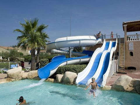 Camping Le Clos Des Oliviers - Camping Var - Image N°2