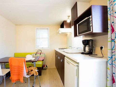 MOBILHOME 3 personnes