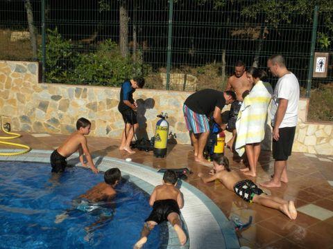 Barcelona  Camping Bonavista - Camping Barcelona - Afbeelding N°6