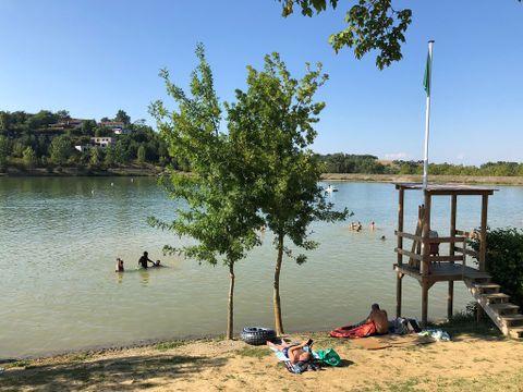 Camping Le Lac De Thesauque - Camping Haute-Garonne - Image N°9
