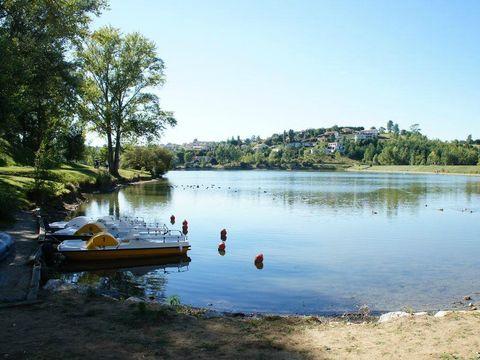 Camping Le Lac De Thesauque - Camping Haute-Garonne - Image N°10