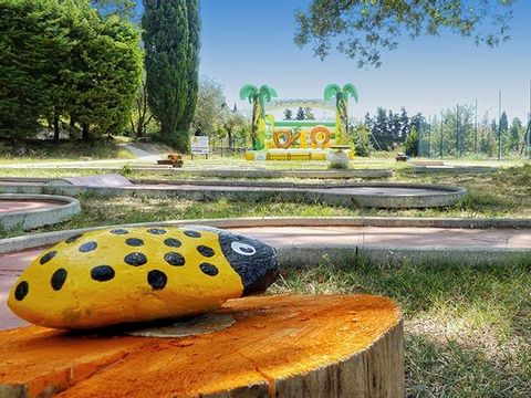 Vaucluse  Camping Fontisson - Camping Vaucluse - Afbeelding N°4