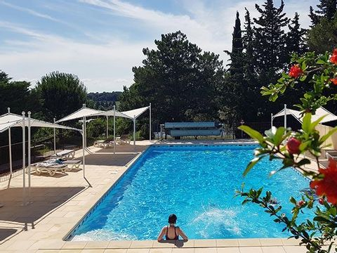 Vaucluse  Camping Fontisson - Camping Vaucluse - Afbeelding N°2