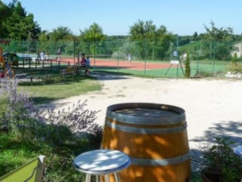 Vaucluse  Camping Fontisson - Camping Vaucluse - Afbeelding N°11