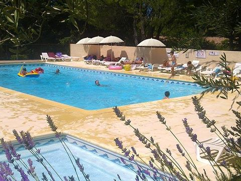 Vaucluse  Camping Fontisson - Camping Vaucluse - Afbeelding N°3
