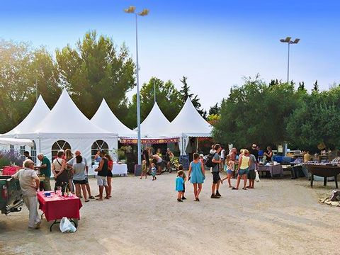 Vaucluse  Camping Fontisson - Camping Vaucluse - Afbeelding N°7