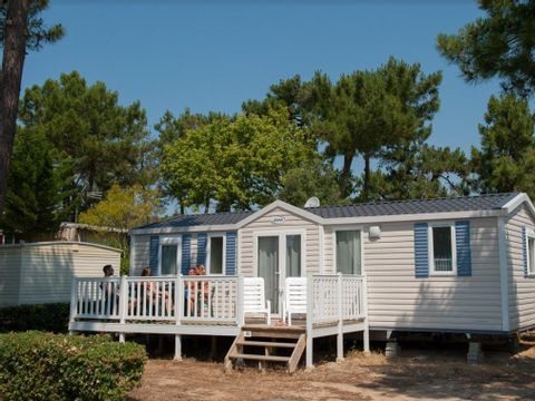 MOBILHOME 6 personnes - Cottage Grand Confort 3 chambres