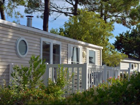 MOBILHOME 6 personnes - Cottage Grand Confort 2 chambres
