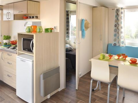 MOBILHOME 4 personnes - Cottage Confort