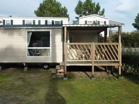MOBILHOME 4 personnes - Cottage Loisirs